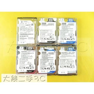 【大熊二手3C】壞軌 Bad Sector - 2.5硬碟 - 320G - SATA - 每顆50元 桃園市