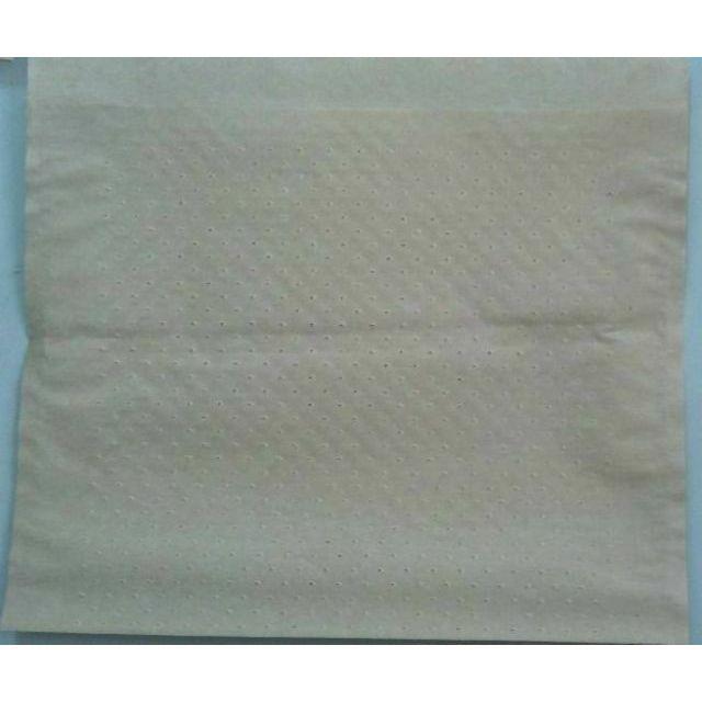 牛皮透氣紙袋(適用雞蛋糕 紅豆餅 熱壓吐司等熱食) 針孔袋 洞洞袋