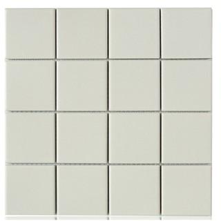 磁磚 馬賽克磚 73MA101 濃純霧釉 高瓷馬賽克 米白色 只剩1張30元 新北市
