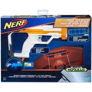 【BIG 薩姆】特價 NERF 自由模組系列 攻擊防衛套件 HB1536 孩之寶 Hasbro 新北市