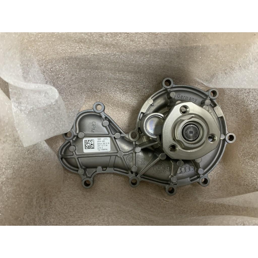 免運-現貨-德國原廠-【VAG】Audi 奧迪-水泵補/幫浦-Audi Q7 3.0 TDI-059 121 008 J