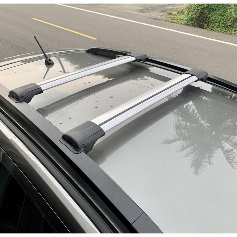 超靜音車頂橫桿 車頂架 車頂框 簍空式直桿專用 colt plus livina U6 Tiguan 馬5