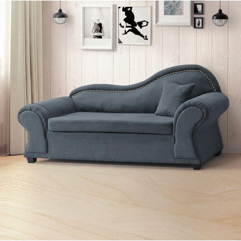 【KB51-2】C636雙扶手貴妃椅(坐左扶手)