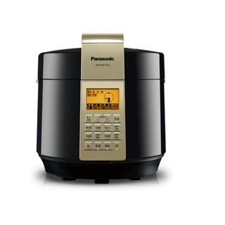 出清全新品【Panasonic國際牌】6L微電腦壓力鍋(SR-PG601)-黑金色 新北市