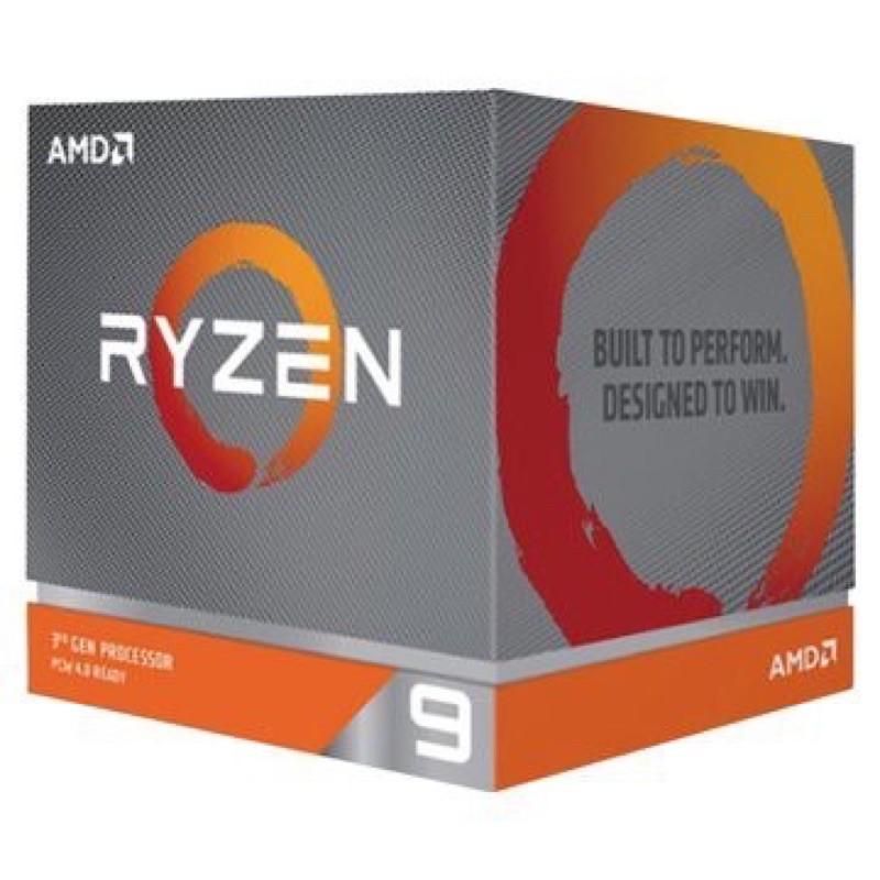 AMD Ryzen 9 R9-3950X 中央處理器