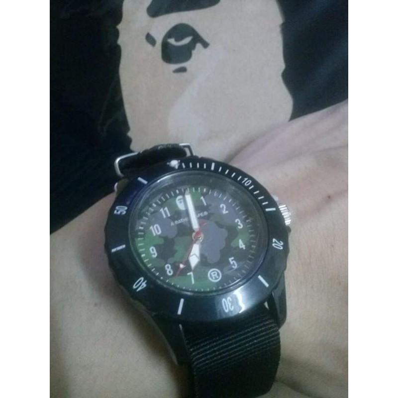 bape bapex 手錶