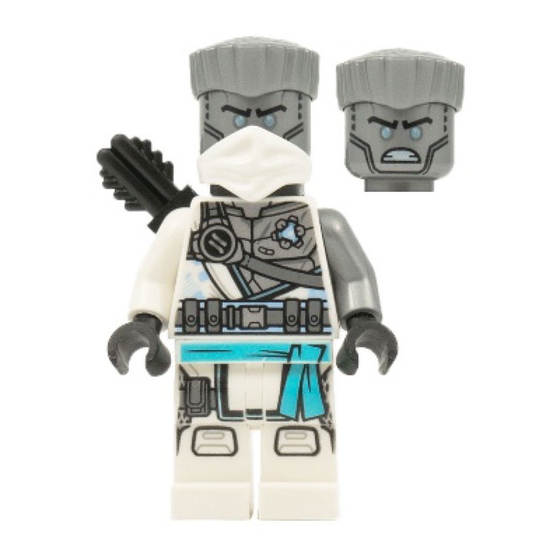 小金獅 LEGO 冰忍 附武器 71746 71748
