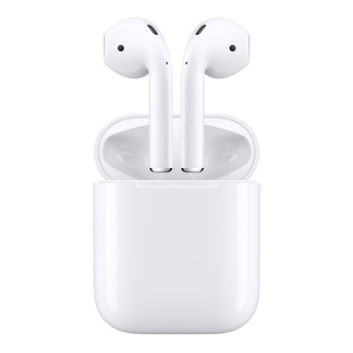 【小如的店】COSTCO好市多代購~蘋果 APPLE AirPods 2 無線耳機/藍芽耳機(搭配有線充電盒)
