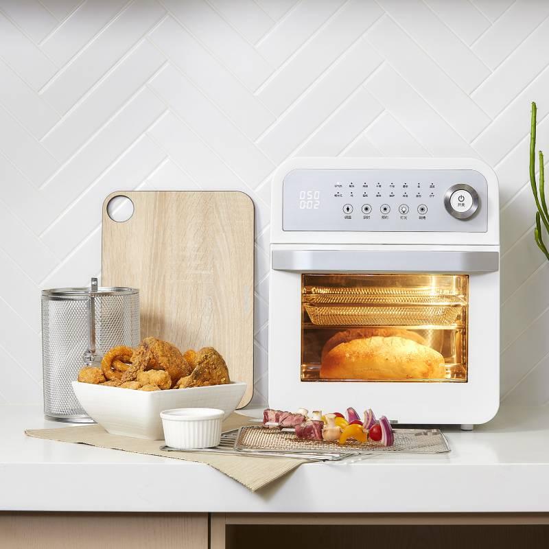 米其林主廚 Mario Sandoval 多功能氣炸烤箱 Air Fryer Oven 12L MS516T 全新公司貨