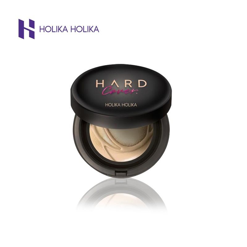 [HOLIKA HOLIKA] Hard Cover 遮瑕氣墊粉餅 14g 官方旗艦店