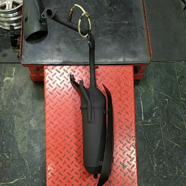 三陽GT125排氣管二手正廠部品