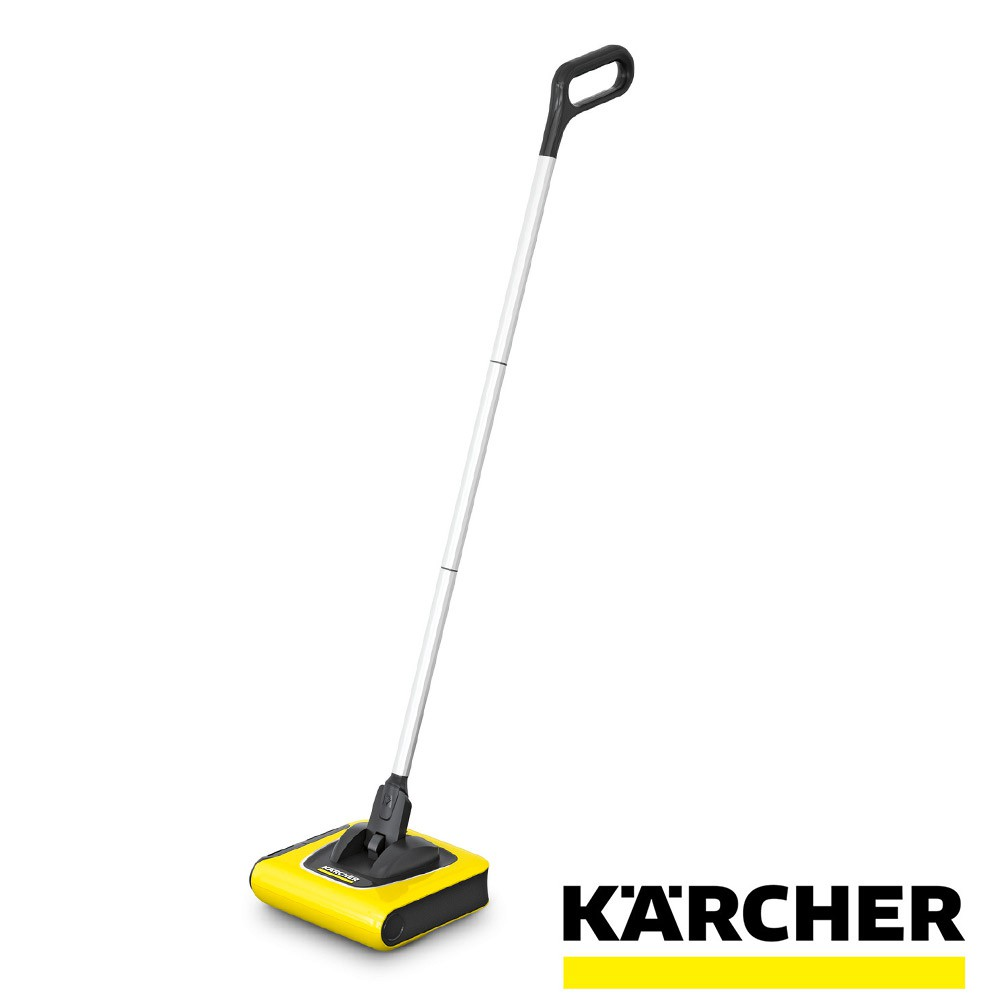 德國凱馳Karcher-無線充電掃地機-KB5