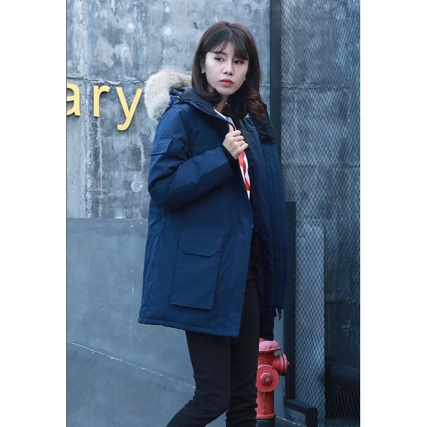 999CANADA GOOSE 加拿大鵝 女款寬大版 保暖外套 加厚外套 休閒外套 羽絨外套18461846