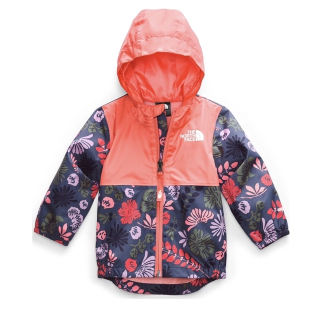 The North Face 嬰兒防水外套女款(18-24個月)加拿大購入