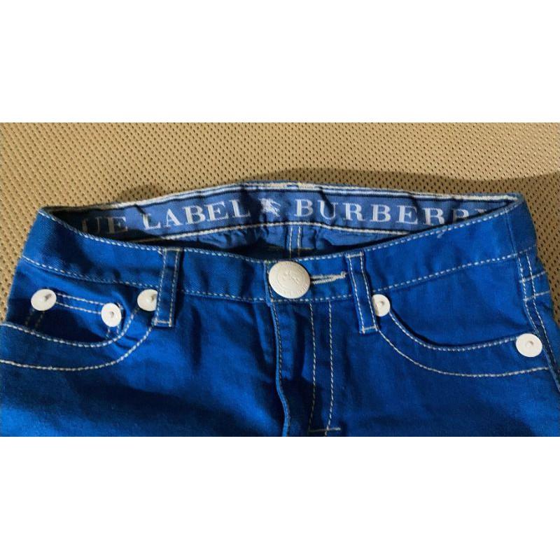 Burberry 牛仔褲👖S號
