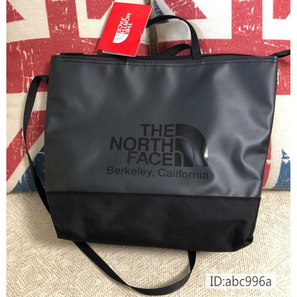 THE NORTH FACE 日版北面 BC MUSETTE 防水單肩斜背包 郵差包 男女通用都市通勤背包 托特包手提袋