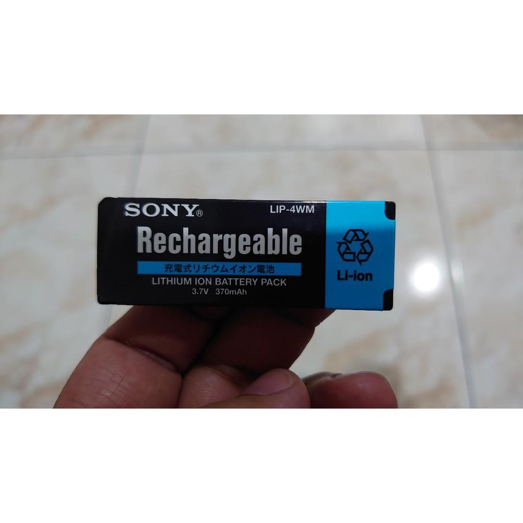 現貨 二手 SONY LIP-4WM 電池  MZ-RH1 MD 電池
