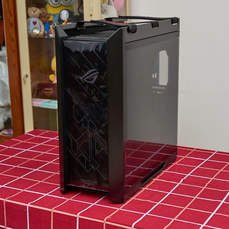 華碩玩家國度ROG Strix Helios太陽神GX601高達聯名款電腦主機殼代購免運
