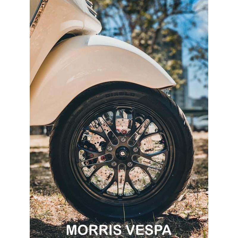 [ Morris Vespa ] Maru's 桃子加工廠 w223 12寸 CNC 鍛造輪框 輪框