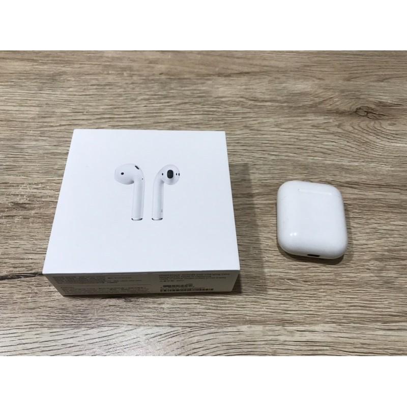 Apple Airpods 第一代 無線耳機 二手