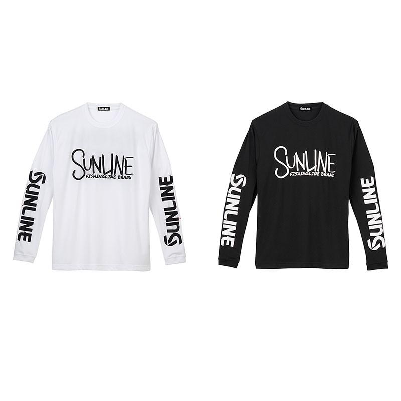 中壢鴻海釣具 《SUNLINE》 SUW-15027DLT  長袖T恤