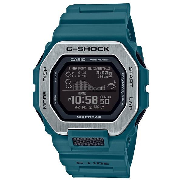 【艾倫工作室】CASIO G-SHOCK GBX-100-2 藍芽 防水200米 綠 現貨1隻