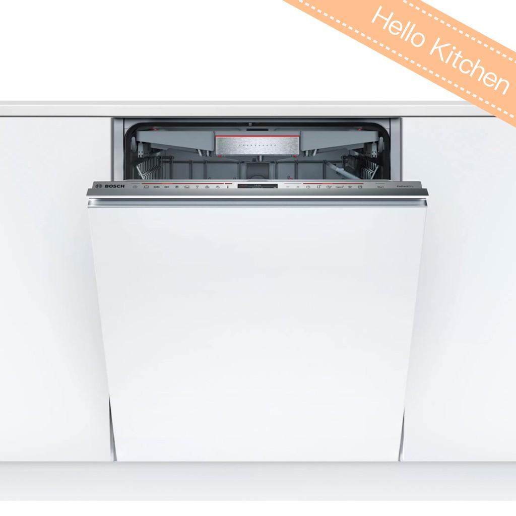 可刷卡贈洗劑【BOSCH】220V/60公分全嵌式沸石烘乾洗碗機SME68TX26E