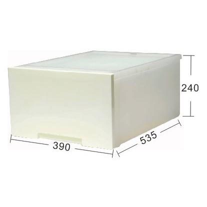 315百貨~日系無印風格~LF0051 *2 + LF0052 *1 抽屜整理箱