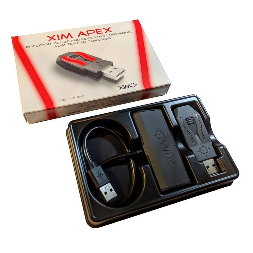 XIM4 APEX Xbox one X/PS4 PRO 鍵鼠遊戲手柄轉換器 戰地五 吃雞