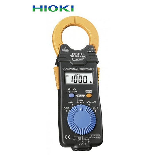 【專業工具人】日本HIOKI 3288-20交直流鉤表(TRUE RMS)