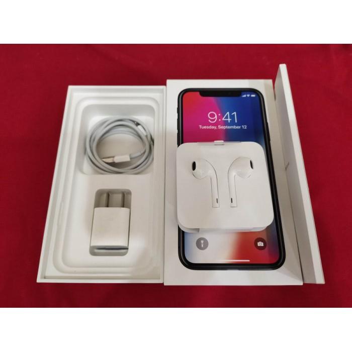 ※聯翔通訊 灰色 Apple iPhone X 256G 原廠已過保固2018/11/26 原廠盒裝 ※換機優先