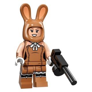 LEGO 樂高 76047 超級英雄 兔女郎 人偶 桃園市