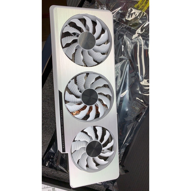 技嘉 RTX3080 ViSION OC 10G