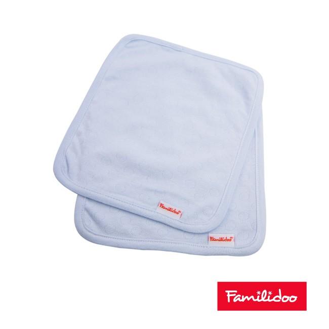 【Familidoo】嬰兒口水巾/方巾/手帕(二入)