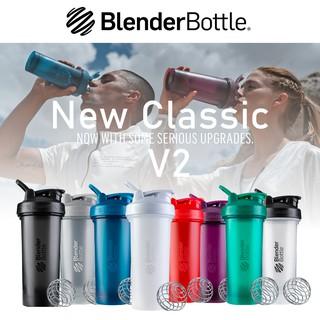 【Blender Bottle】新款經典〈New Classic V2〉20/ 28oz搖搖杯 8色 原裝進口『美國官方』 桃園市