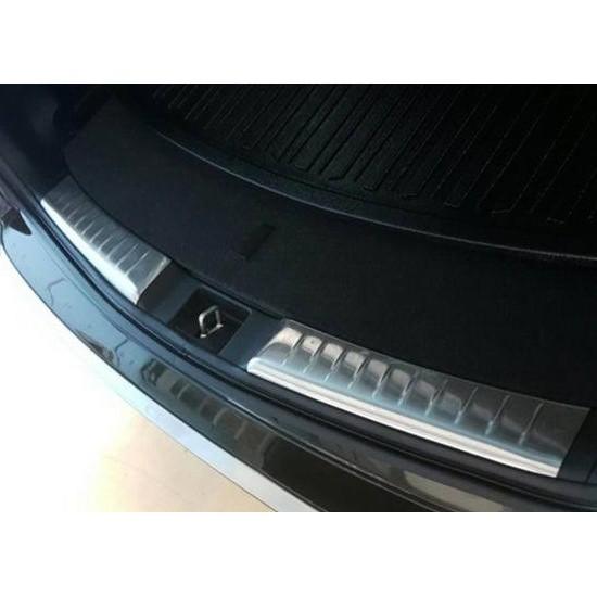 18年CRV5原廠款後保桿內置護板 HONDA CR-V 5代不鏽鋼後行李箱護板飾條(兩片)