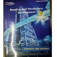 Reading and Vocabulary Development2