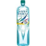 台鹽海洋鹼性離子水1500mlx12入/箱