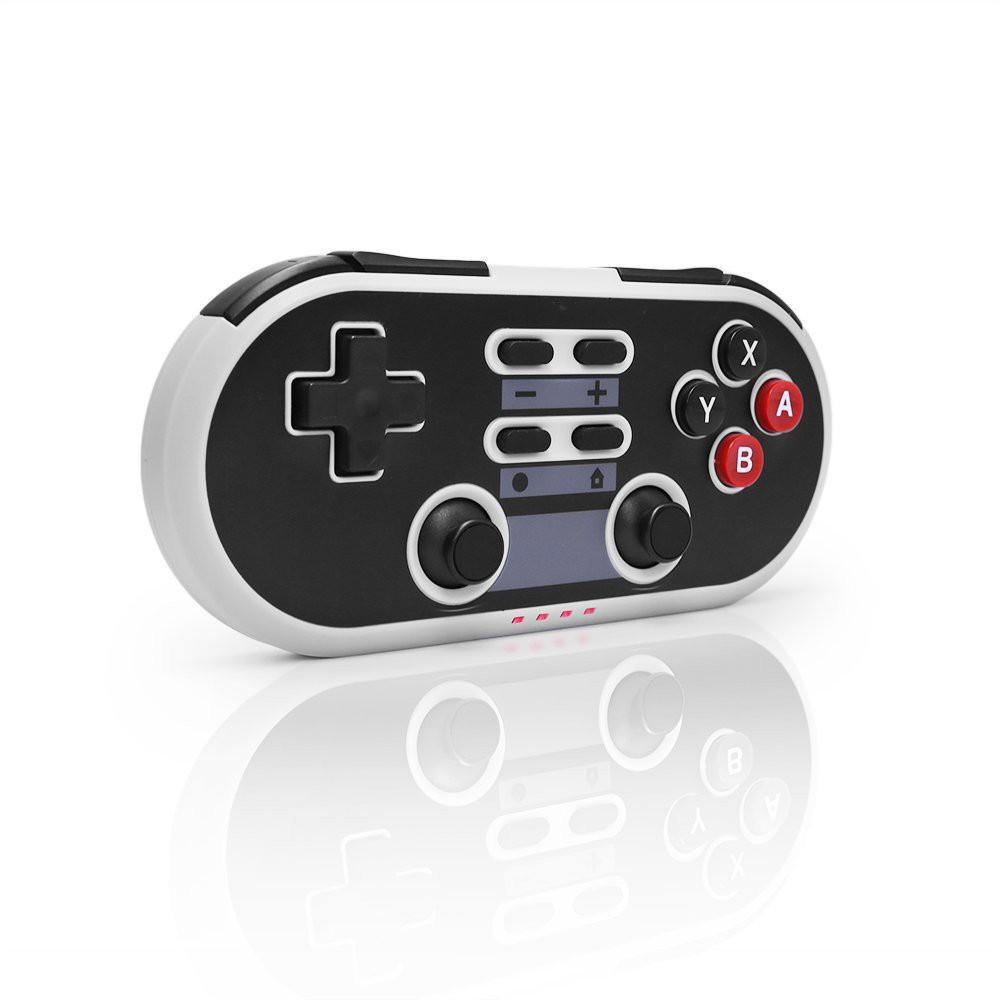 八位堂8Bitdo八位堂N30Pro2藍牙遊戲手柄 支持NS電腦手機 震動體感連發 GbgS 9V4W