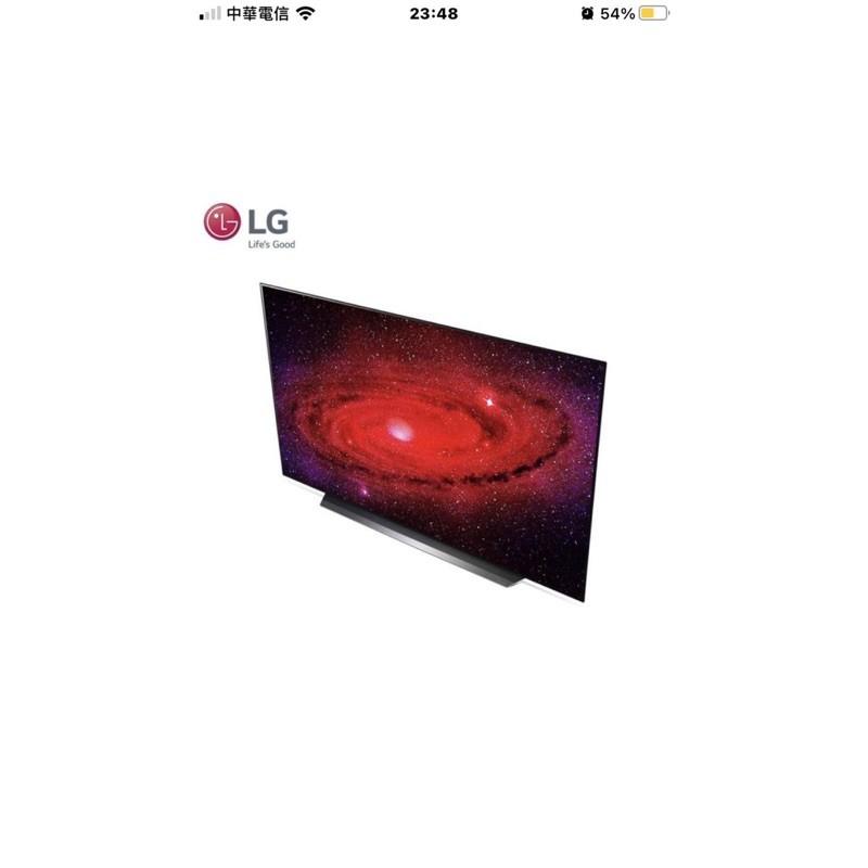55CX OLED LG