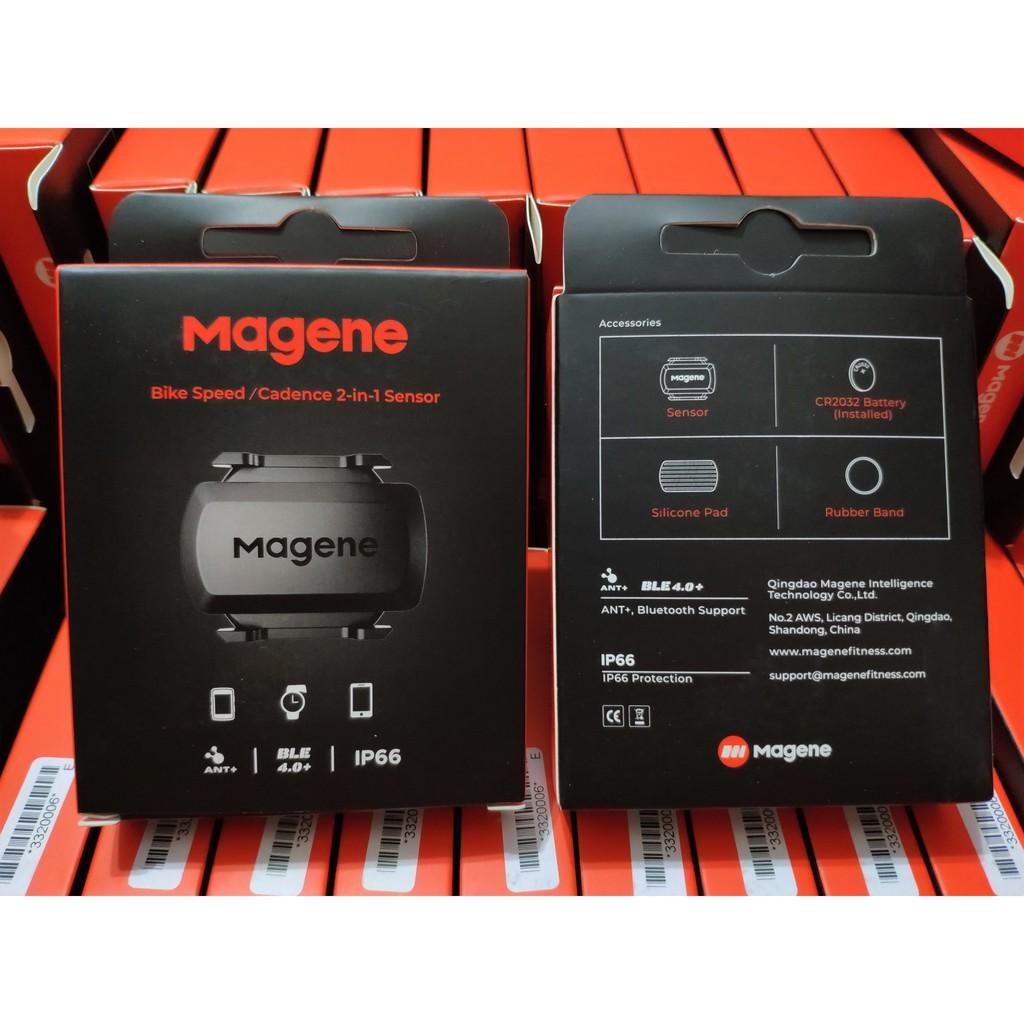 現貨供應 公司貨 邁金 S3+ Magene 速度 踏頻 迴轉速 感測器 Garmin Bryton ZWIFT 可使用