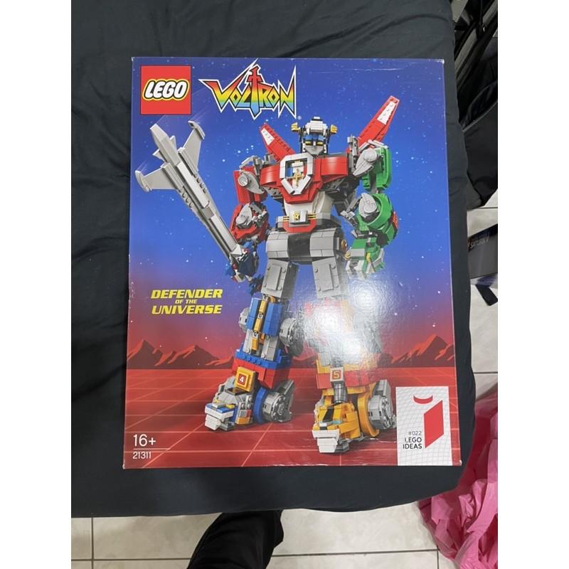 LEGO 樂高 聖戰士 百獸王 21311