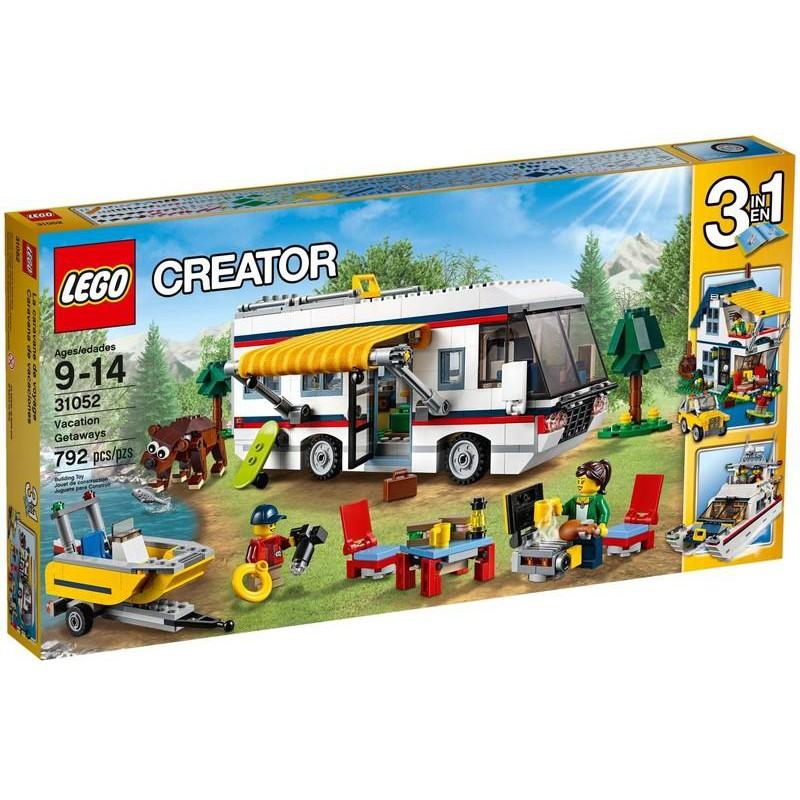 LEGO 樂高 31052 度假露營車