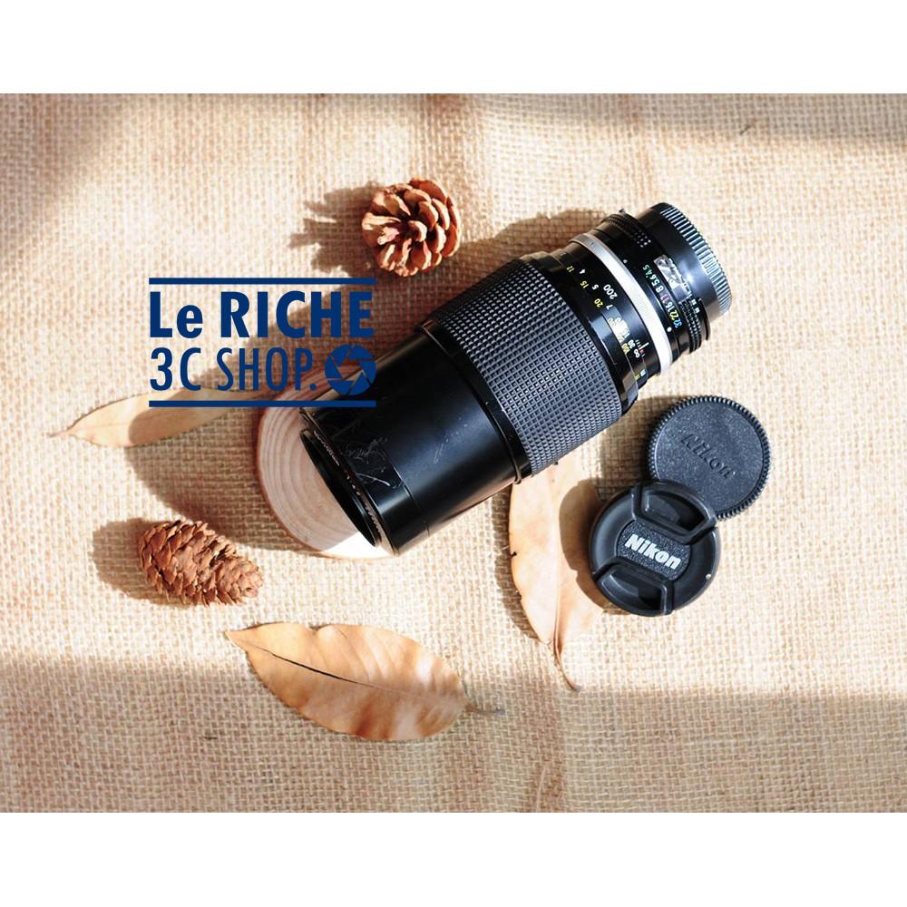 【LR 3C】Nikon AI Nikkor 80-200mm F4.5 手動變焦鏡頭