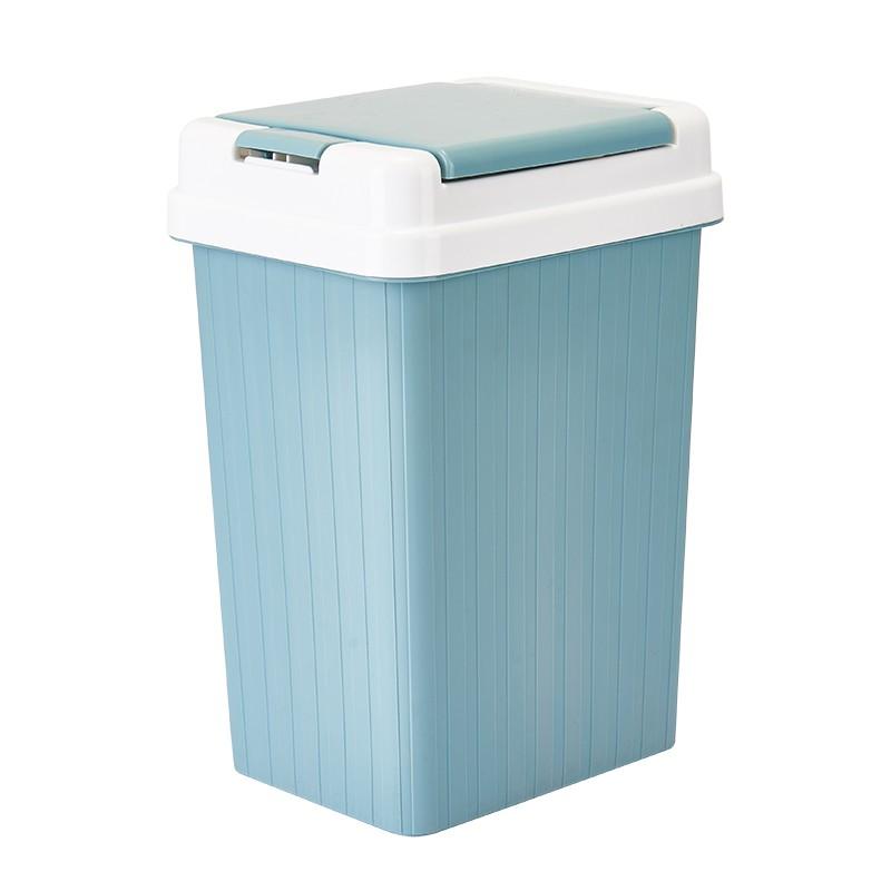 垃圾桶分類家用客廳臥室衛生間有蓋廚房大號紙簍塑料可愛帶蓋
