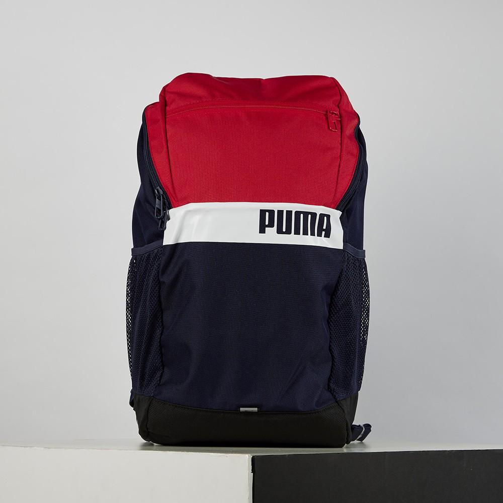 Pump Plus 紅白藍 後背包(N) 077292-07