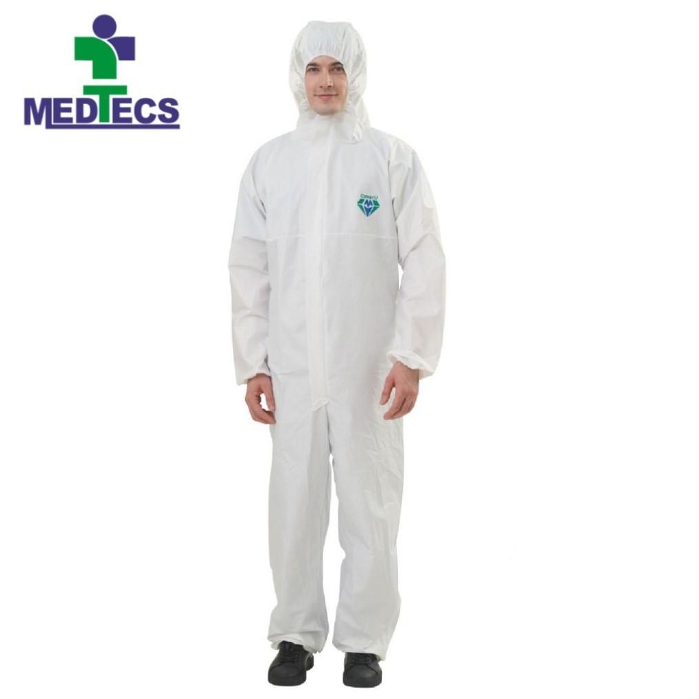 MEDTECS美德醫療 拋棄式連身防護衣 免運費