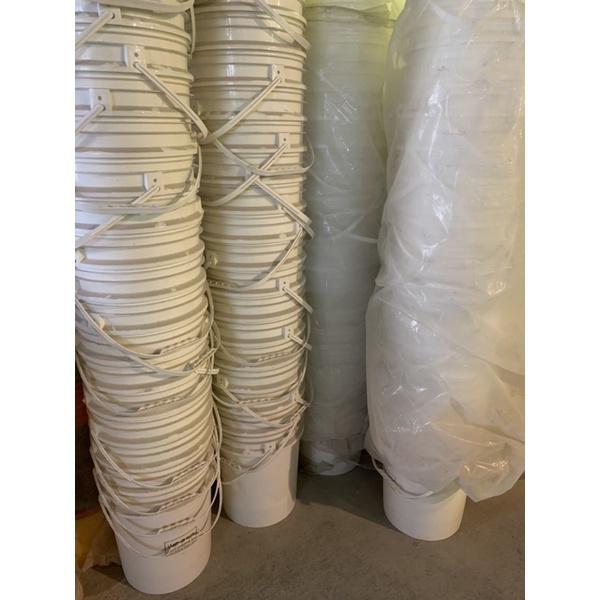 空桶 18公升 18L 二手桶 塑膠桶 桶子 油漆桶 密封桶 塗料桶 萬用桶 百寶桶 二手 回收桶 垃圾桶