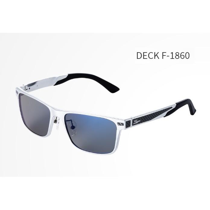 中壢鴻海釣具《ZEAL》DECK系列偏光眼鏡  F-1860 F-1862 F-1867  偏光太陽眼鏡 偏光鏡