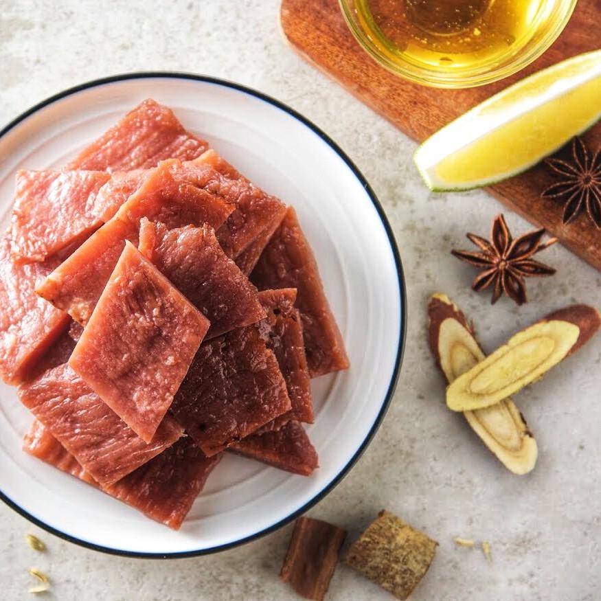 【起家-手作肉乾】蜜汁豬肉乾│原汁原味